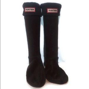 Hunter Rain Boot Socks Size M(5-7) GRAY